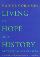 Living in Hope and History