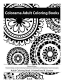 Colorama Adult Coloring Book Balance & Relax