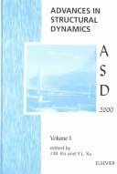 Advances In Structural Dynamics Book PDF