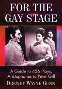 Pdf For the Gay Stage Telecharger