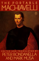 The Portable Machiavelli ebook
