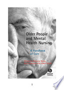 Older People and Mental Health Nursing