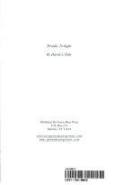 Druidic Twilight