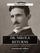 Dr. Nikola Returns Book