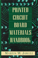Printed Circuit Board Materials Handbook Book