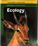 Ecology  Teacher s ed