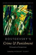 Dostoevsky's Crime and Punishment Pdf/ePub eBook