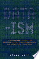 Data Ism Book