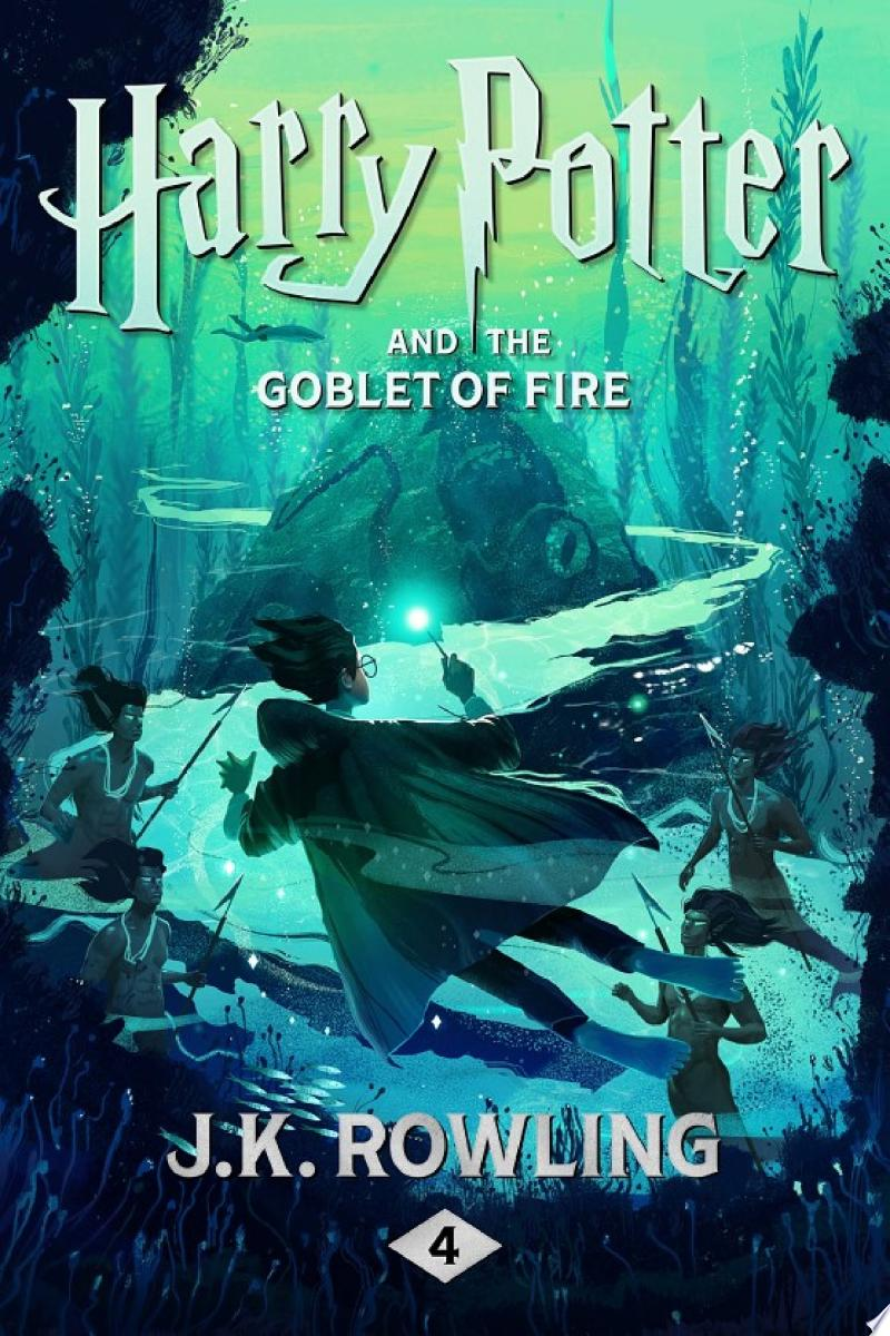 Harry Potter and the Goblet of Fire banner backdrop