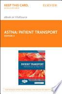 Patient Transport - E-Book