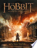 Movie Storybook  The Hobbit  The Battle of the Five Armies  Book