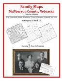 Family Maps of Mcpherson County  Nebraska  Deluxe Edition