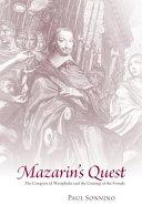 Pdf Mazarin's Quest Telecharger