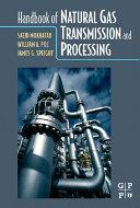 Handbook of Natural Gas Transmission and Processing Pdf/ePub eBook