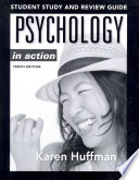 Psychology in Action Study Guide