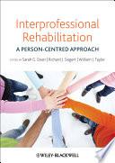 Interprofessional Rehabilitation Book