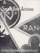Small Unit Actions in World War II in France  Italy and Spain