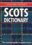 Collins Pocket Scots Dictionary