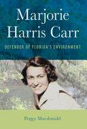 Marjorie Harris Carr