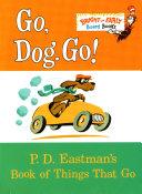 Go  Dog  Go  Book PDF