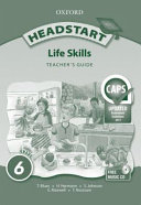 Books - Headstart Life Skills Grade 6 Teachers Guide | ISBN 9780199059614