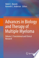 Advances in Biology and Therapy of Multiple Myeloma Book
