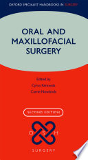 Oral And Maxillofacial Surgery Book PDF