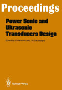 Power Sonic and Ultrasonic Transducers Design