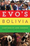 Evo's Bolivia Pdf/ePub eBook