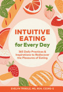 Intuitive Eating for Every Day Pdf/ePub eBook