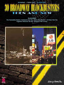 30 Broadway Blockbusters Then and Now Book PDF