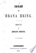 Sagan af Hrana Hring