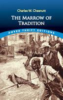 The Marrow of Tradition Pdf/ePub eBook