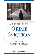 A Companion to Crime Fiction