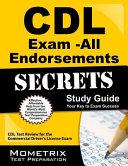 CDL Exam Secrets   All Endorsements