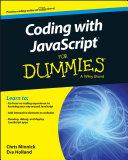 Coding with JavaScript For Dummies Pdf/ePub eBook