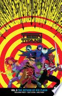 Teen Titans Vol  3  The Return of Kid Flash
