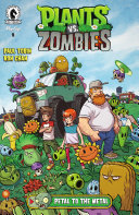 Plants vs. Zombies: Petal to the Metal#9
