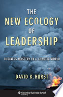 The New Ecology of Leadership Book