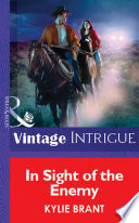 In Sight Of The Enemy  Mills   Boon Vintage Intrigue  Book