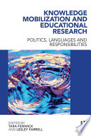 Knowledge Mobilization and Educational Research