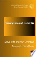 Primary Care and Dementia