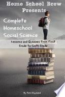 Complete Homeschool Social Science