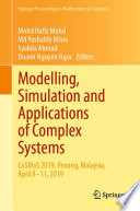 Modelling, Simulation and Applications of Complex Systems