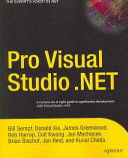 Pro Visual Studio  NET
