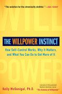 Pdf The Willpower Instinct