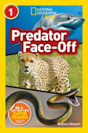 National Geographic Readers  Predator Face Off