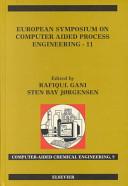 European Symposium on Computer Aided Process Engineering  11