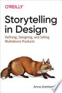 Storytelling in Design Book
