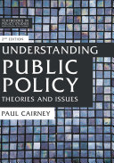 Cover of Understanding Public Policy